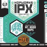 Hopworks IPX Single Hop – Mt. Hood