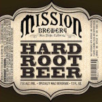 Mission Brewery Launches Hard Root Beer