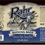 Rahr & Sons Brewing Brings Back Bucking Bock, Now In Cans