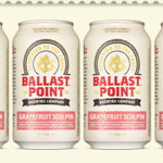 Ballast Point Grapefruit Sculpin NOW IN CANS!