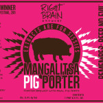 Right Brain's Mangalitsa Pig Porter Is Set to Return