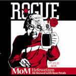 Rogue MoM Hefeweizen Returns in Time for Mother's Day