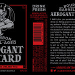 STONE BREWING CO. JUST RELEASED BOURBON BARREL-AGED ARROGANT BASTARD IN SIX PACKS