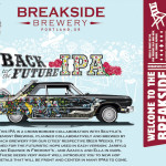 Breakside Brewery – Back to the Future IPA and Oui,Chef Release Details