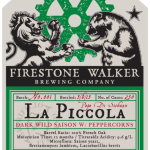 Firestone Walker BarrelWorks La Piccola To Debut at FWIBF 2015