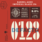 No-Li Defacto Imperial Black IPA
