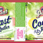 Point Brewing's Coast Radler Ships to More Than 30 States This Summer