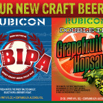 Rubicon Brewing Unveils Many New Beers