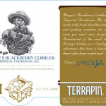 Terrapin Beer Co. Maggie's Blackberry Cobbler Coming This June