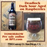 Council Brewing Company Deadlock Barrel Aged Dark Sour Release