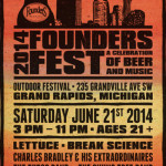 2015 Founders Fest – A Celebration of Beer & Music