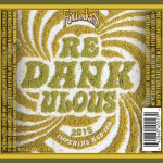 Founders reDANKulous Imperial Red, Latest Backstage Series Beer