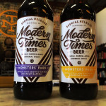 Modern Times 2nd Anniversary Bottle Release