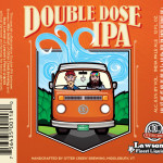 Otter Creek / Lawson's Finest Liquids Double Dose IPA
