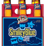 Stevens Point Brewery Introduces Point Smiley Blue Pils