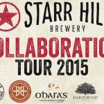 Starr Hill Brewery Announces Collaboration Tour 2015