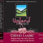 Upland Brewing Company – 3rd Secret Barrel Society Reservation of 2015