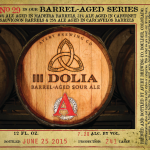 Sour Beer Aged in Rare Barrels Only Available at Avery Brewing