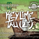 Crooked Stave Releases Key Lime Tau (2π) – Tasting Room Exclusive