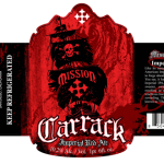 Mission Carrack Imperial Red Ale Takes Gold at US Open Beer Championship