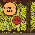 New Belgium Brewing's Eric's Ale Makes A Long Awaited Return