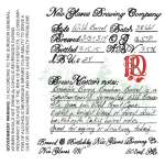 New Glarus R&D Bramble Berry Bourbon Barrel Release Details