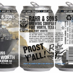 Rahr & Sons Set to Release Drahthaar and USS Fort Worth This August