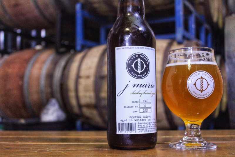River North Brewery - Whiskey J. Marie