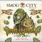 Smog City Amarilla Gorilla Now in Bottles