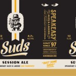Speakeasy Ales & Lagers Suds Session Ale – Latest Session 47 Series Beer