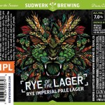 """Sudwerk Rye of the Lager is """"Needle in the Shelf Stack"""""""