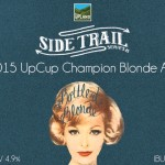 Upland Brewing Bottled Blonde, Slated for August Release