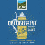 Upland Brewing Oktoberfest Slated for August 1st Release