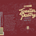 21st Amendment Introduces Toaster Pastry, India-Style Red Ale