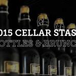 Block 15 Brewing Cellar Stash Brunch & Bottle Release September 19, 2015