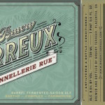 Bruery Terreux Issues Gusher Warning on Tonnellerie Rue
