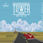 Mother Road Brewing 1st Canning Run of Tower Station IPA