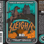 Ninkasi Brewing Releases Noir and Imperial Pumpkin Sleigh'r This Fall
