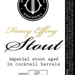 River North Brewery Releases Fancy Effing Stout This Weekend