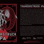 Stone 19th Anniversary Thunderstruck IPA Debuts Monday