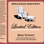 Breakside Brewery Introduces Bon Vivant