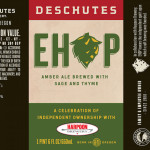 Deschutes and Harpoon Brewery Collaborate on EHOP