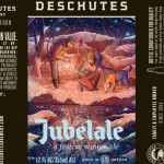Deschutes Unveils 2015 Jubelale With Art By Taylor Rose