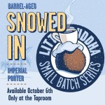 Funky Buddha Barrel-Aged Snowed In Release