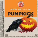 New Belgium: Pumpkick, La Terroir, Bretta IPA & Fruit Fly Release Info