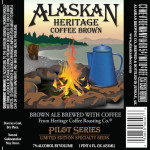 Alaskan Brewing Introduces Alaskan Heritage Coffee Brown Ale
