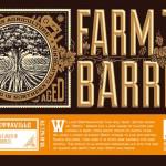Almanac Beer Introduces  Saison de Brettaville & Simcoe Sour
