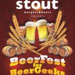 Beer Fest For Beer Geeks – November 21, 2015 – Stout Burger Studio City