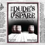 """Boulder Beer To Release Extremely Limited Barrel Aged """"The Dudes D'Spare"""""""