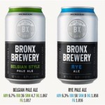 The Bronx Brewery Unveils All-New Packaging In Six-Packs of 12-Ounce Cans